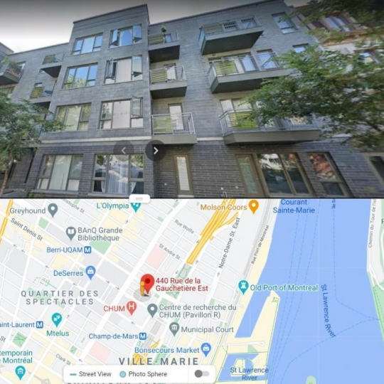 CGRE - COMMANDRE GUILLAUME REAL ESTATE : Appartement | MONTREAL EAST (H1B) | 71.00m2 | 1 232 €
