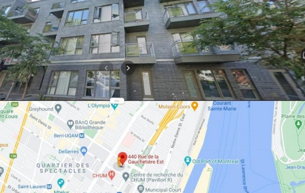 CGRE - COMMANDRE GUILLAUME REAL ESTATE Appartement | MONTREAL EAST (H1B) | 71 m2 | 1 232 €